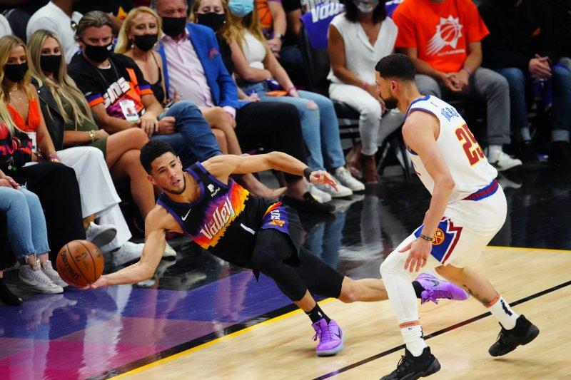 Suns ungguli Nuggets 2-0 dalam semifinal  Wilayah Barat