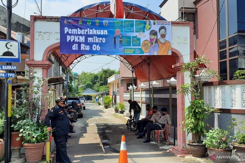 Kasus COVID-19 klaster kerja bakti di Tangerang jadi 90 orang