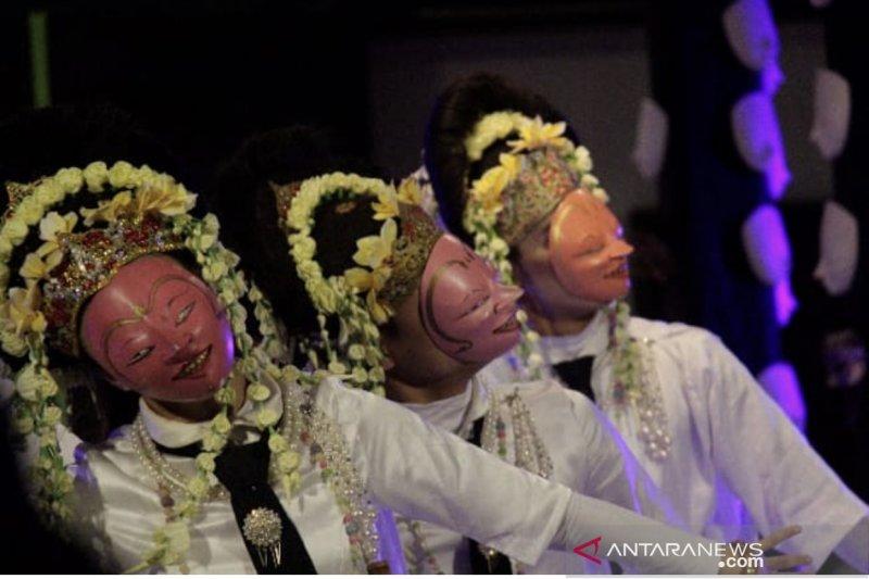 Festival topeng internasional berlangsung di Solo usung kebinekaan
