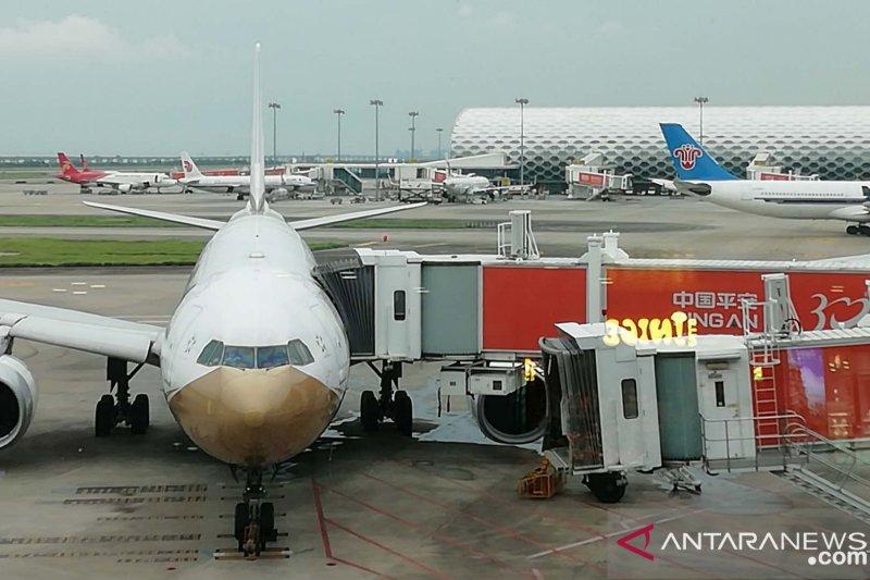 Alasan arus keluar-masuk bandara di China selatan diperketat