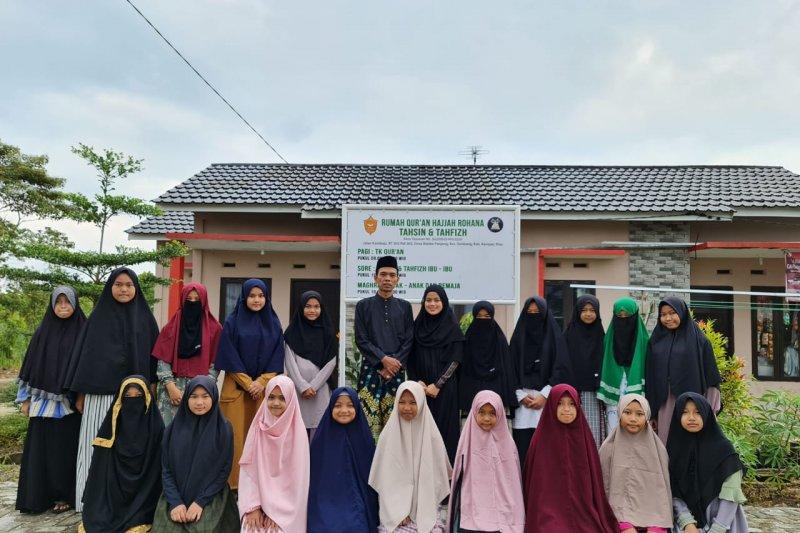 UAS dirikan Rumah Quran gratis untuk warga di Rimbo Panjang Kampar