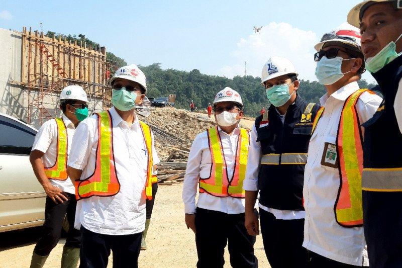 KSP: Pembangunan Bendungan Leuwikeris Ciamis selesai pada 2022