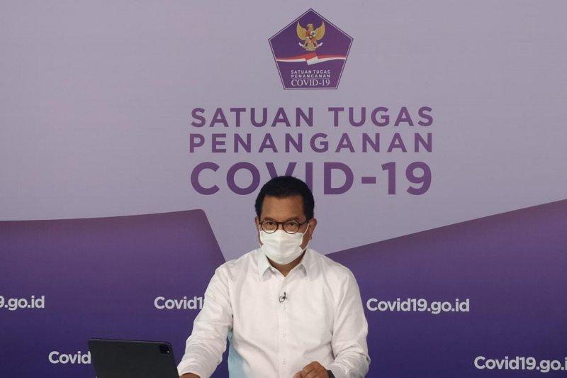 Peningkatan kasus COVID-19 usai Lebaran 2021 lebih rendah dari 2020