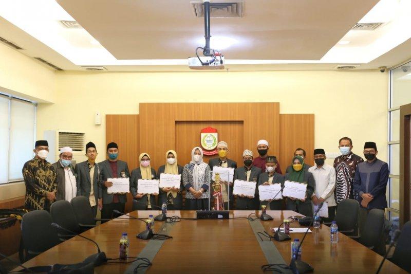 Wawali apresiasi Kafilah Kota Makasar yang pertahankan juara umum STQH