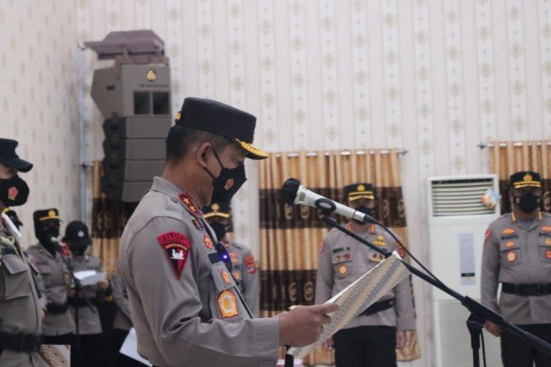 Kapolda Lampung minta percepat vaksinasi bagi masyarakat