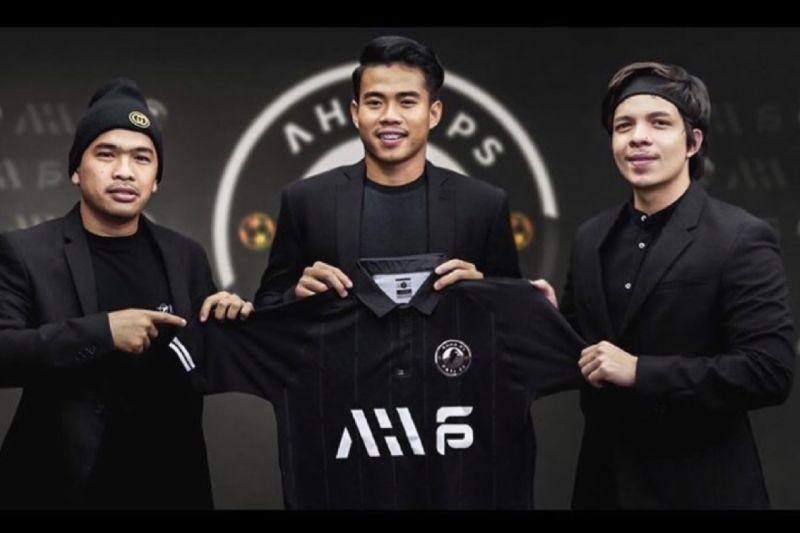 YouTuber Atta Halilintar pinang pemain Timnas Nurhidayat gabung ke AHHA PS Pati FC