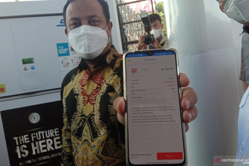 PLN resmikan SPKLU pertama di Indonesia Timur