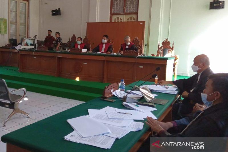 Nurdin Abdullah akui terima 150.000 dolar Singapura dari terdakwa