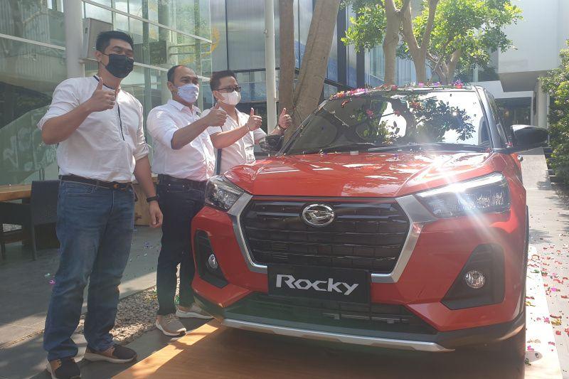 Daihatsu Rocky hadir di Kota Semarang