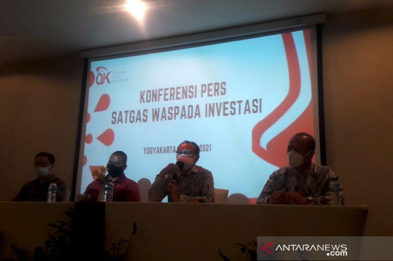 Satgas Waspada Investasi memblokir 3.193 pinjaman online ilegal