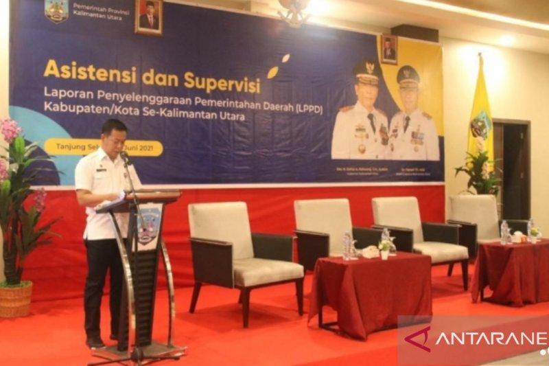 Pemprov Kaltara Minta Kabupaten/Kota Maksimalkan LPPD