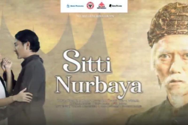 """Erick Thohir senang Balai Pustaka memproduksi film """"Sitti Nurbaya"""""""