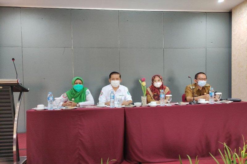 BPJS Kesehatan-Dinkes Pringsewu gelar monev pelayanan kesehatan primer faskes tingkat pertama
