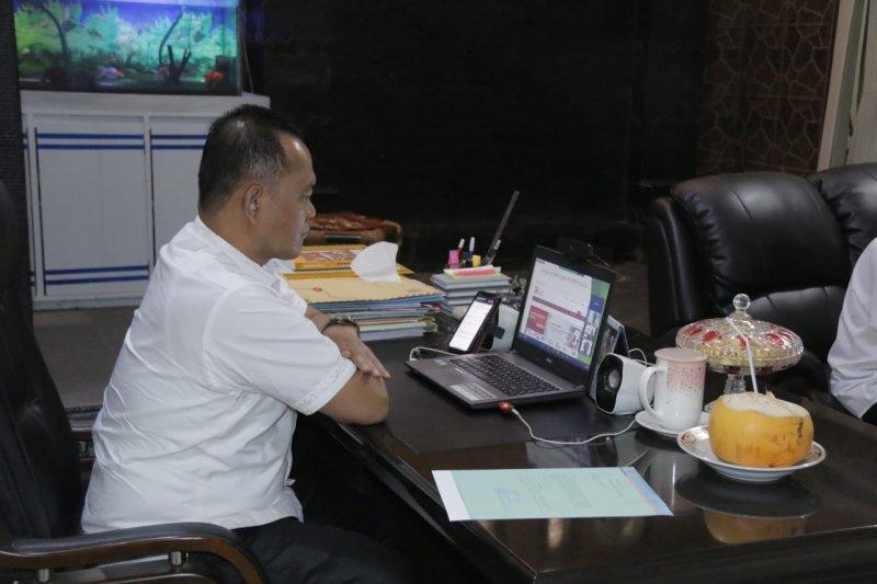 Wakil Bupati Pringsewu jadi narasumber seminar nasional arah industri fintech syariah