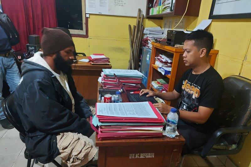Ketua KNPB-OPM Merauke ditangkap Satgas Nemangkawi