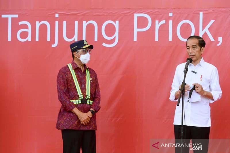 "Jurus ampuh Jokowi tumpas ""Raja kecil"" Pelabuhan Tanjung Priok"