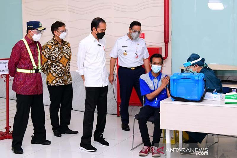 Varian virus India dominasi COVID19 di Jakarta-Kudus-Bangkalan