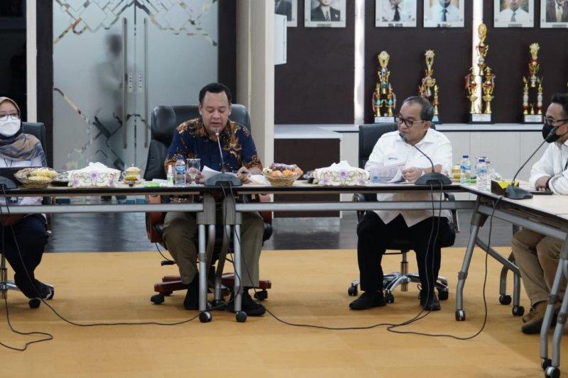 Komisi VI DPR RI kunjungi IPC II Panjang