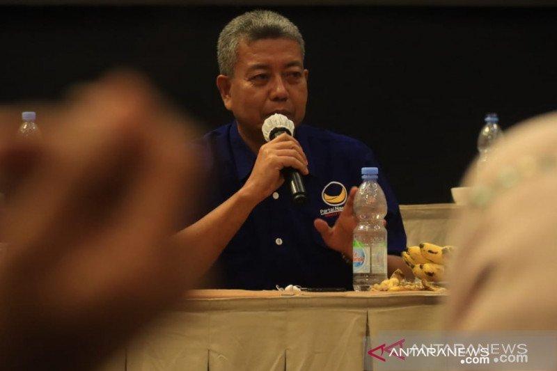 NasDem  tegaskan tidak campuri tugas-fungsi Gubernur-Wagub Sulteng