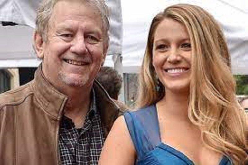 Ayah Blake Lively meninggal dunia di Los Angeles