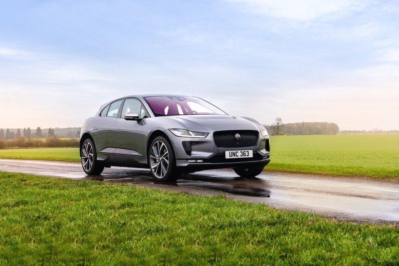Jaguar I-Pace 2022 segarkan sistem infotainment dan daya isi yang lebih cepat