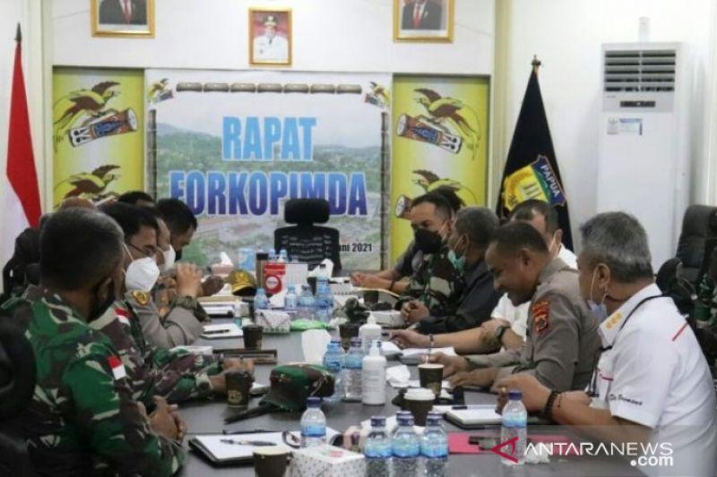 Kodam XVII/Cenderawasih dukung sukseskan PON XX Papua
