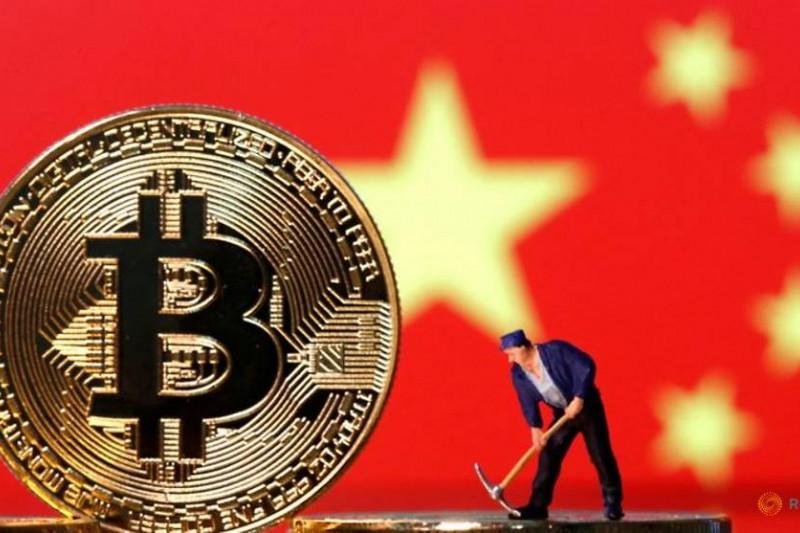 Tindak pencucian uang terkait kripto, polisi China tangkap 1.100 tersangka
