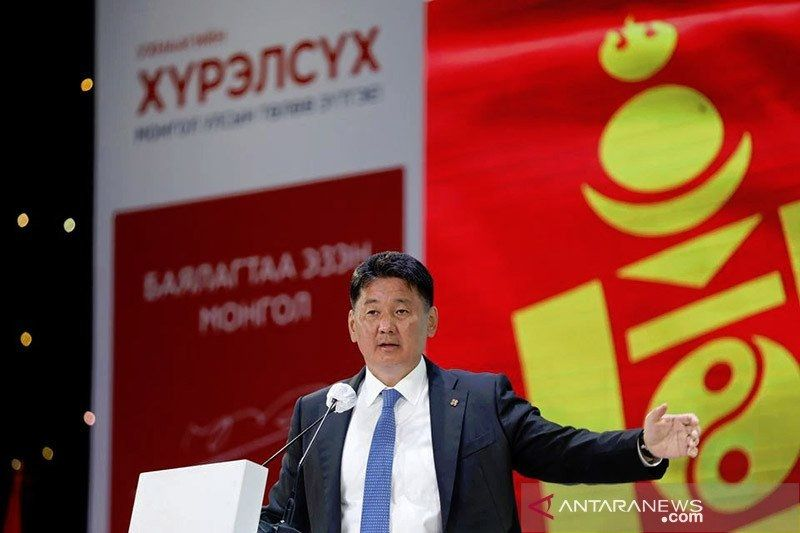 Khurelsukh menangi pilpres di Mongolia