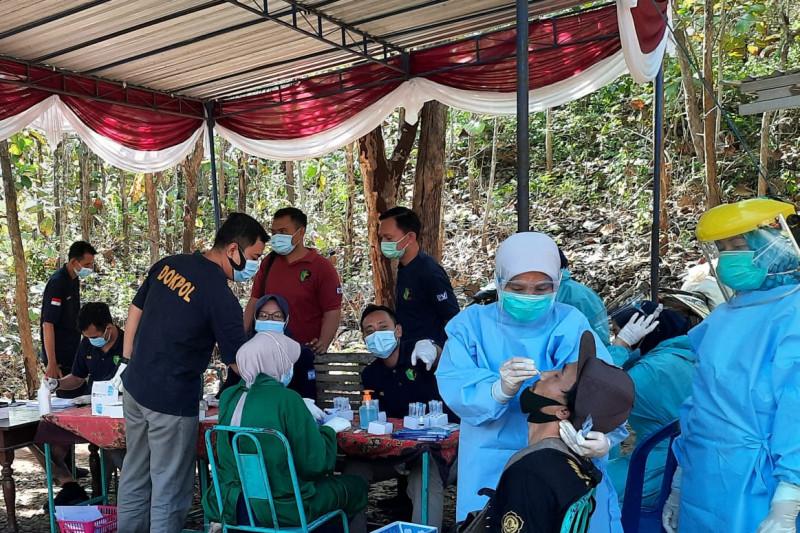 16 warga Girisekar di Gunung Kidul terpapar COVID-19 di hajatan tetangga