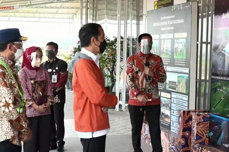 Bupati: Bandara JB Soedirman Purbalingga diharapkan tingkatkan perekonomian Jateng