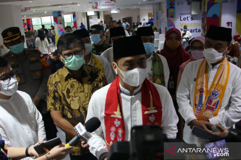 DKI tindaklanjuti arahan Presiden Jokowi soal COVID-19