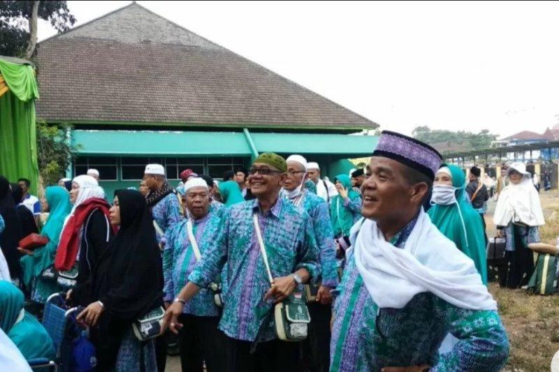 Kanwil Kemenag sebut empat calon haji Lampung ajukan penarikan dana