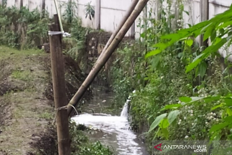 DLH Cianjur tegur perusahaan pembuang limbah