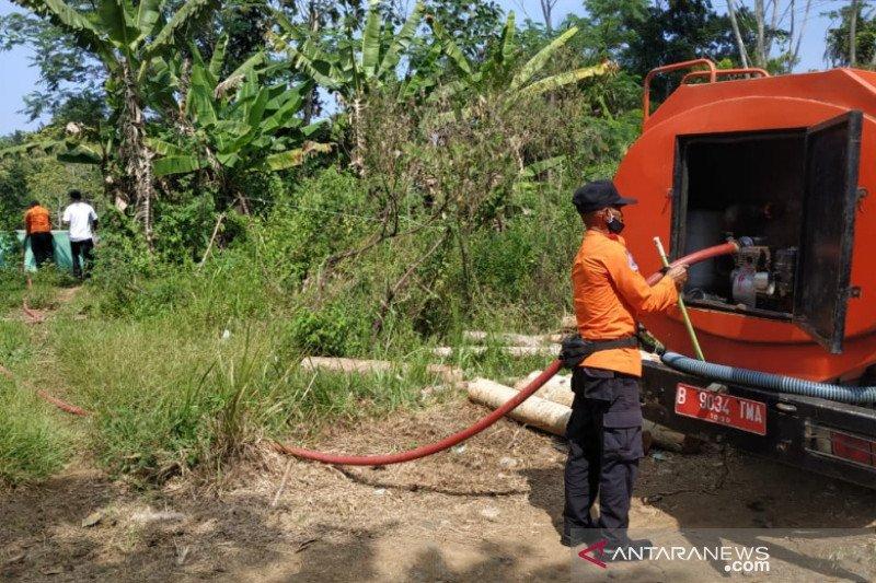 Memasuki musim kemarau, warga selatan Tasikmalaya kesulitan air