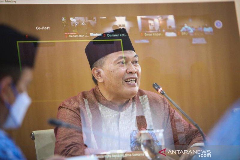 81 persen ruang isolasi RS di Bandung terisi