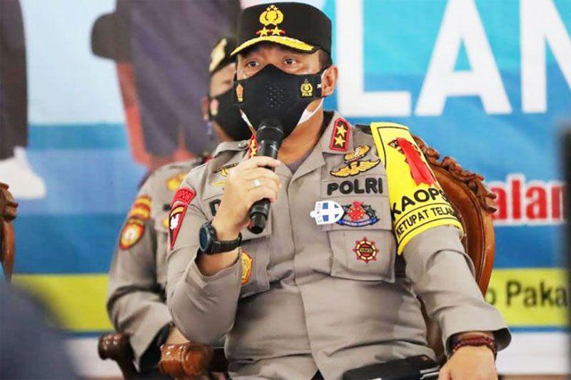 Polisi: Tidak ada tempat bagi preman beraksi di Kalteng