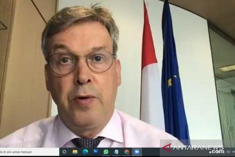 Delegasi Uni Eropa bahas potensi investasi di Jawa Barat