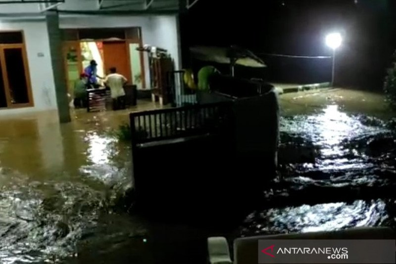BPBD pastikan warga siaga banjir bandang Solokan Jeruk Bandung