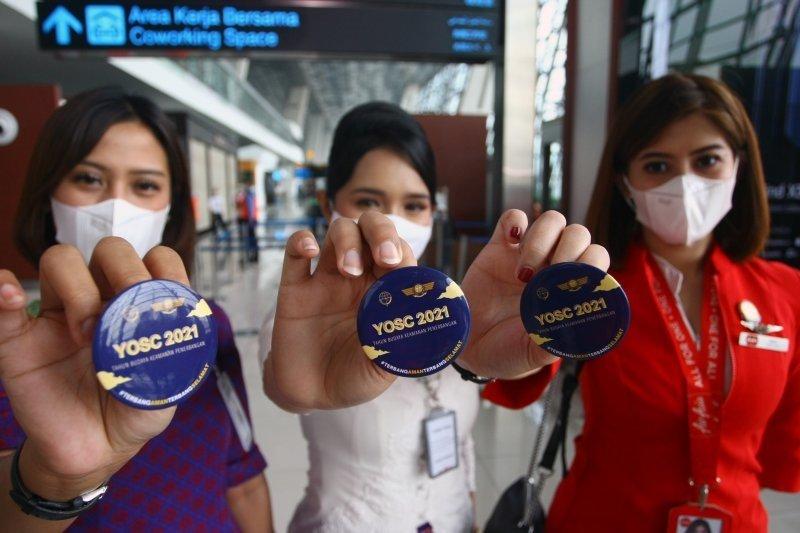 Kemenhub lakukan kampanye budaya keamanan penerbangan dan bandara