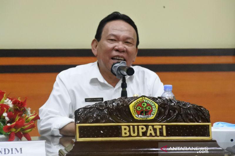 Pemkab Kupang dukung TNI gelar TMMD di wilayah perbatasan