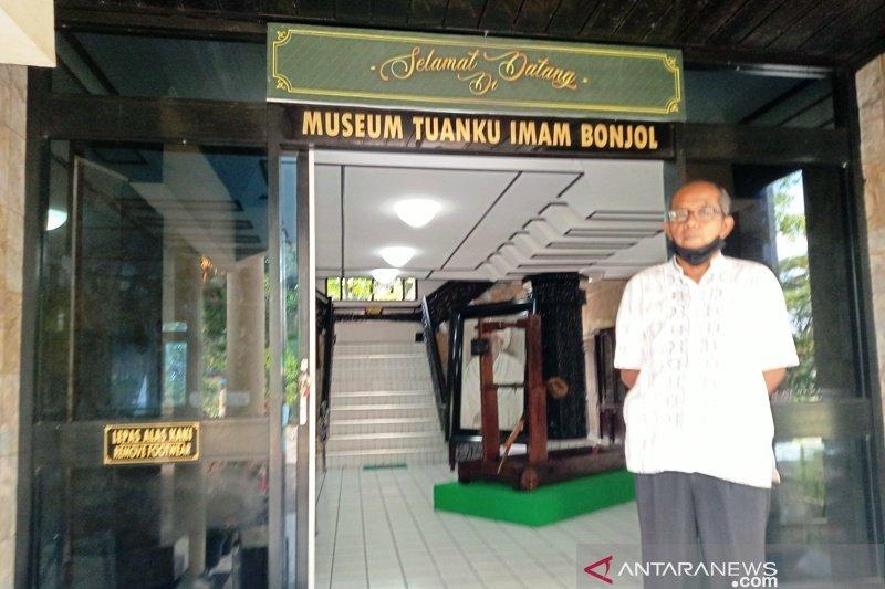 Sumbar hibahkan aset Museum Tuanku Imam Bonjol ke Pasaman