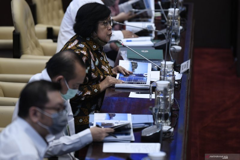 Anggota Komisi IV DPR minta KLHK untuk lebih cermat dalam menyusun prioritas anggaran