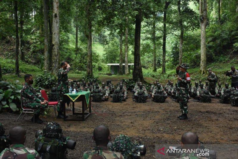 Pangdam XVIII/Kasuari awasi langsung pendidikan prajurit Papua Barat di Jakarta