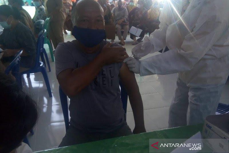 2.557 lansia di Ogan Komering Ulu sudah divaksinasi COVID-19