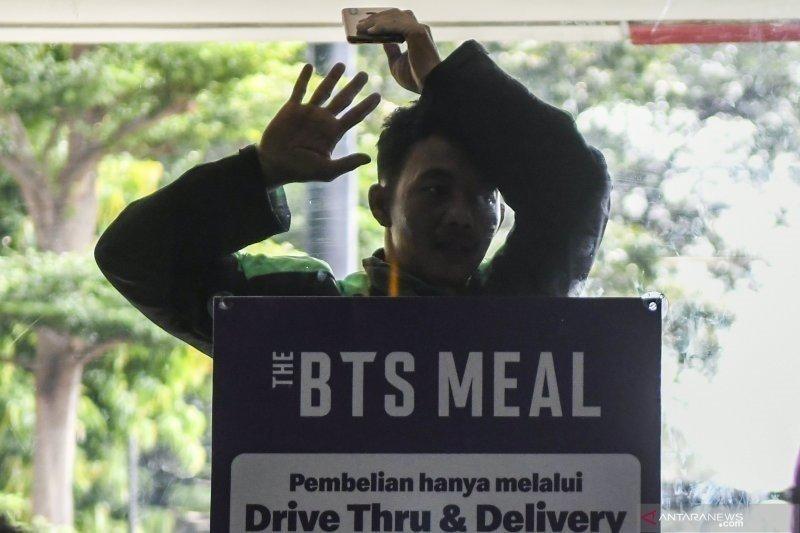 """Belajar dari """"BTS Meal"""", pengelola restoran harus siap atur lonjakan pesanan"""