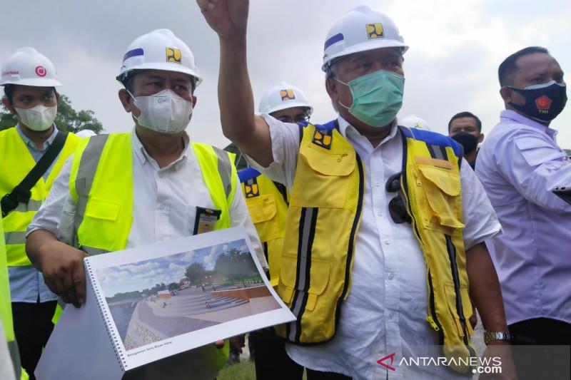 PUPR pastikan bantaran Kali Pepe Solo bebas banjir 2022