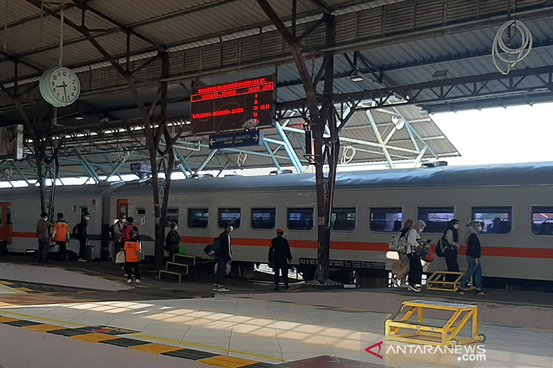 KAI operasikan KA Baturraden Ekspress relasi Purwokerto-Bandung
