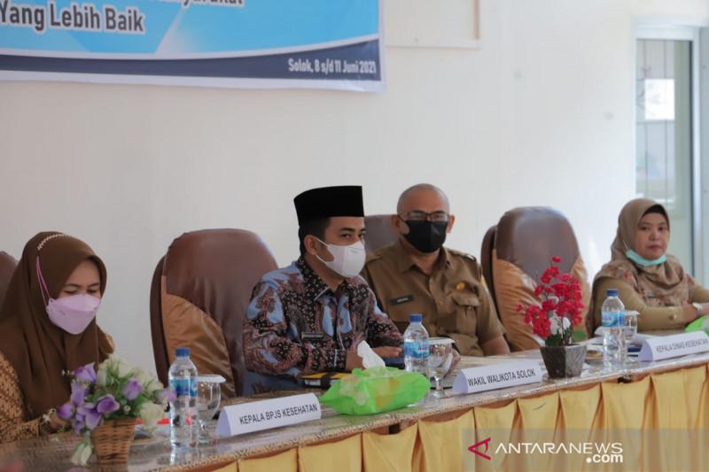 Wawako Solok harapkan KBKS Padang bersinergi majukan Kota Solok