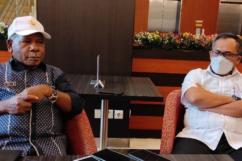 Koalisi parpol akan bahas kekosongan jabatan Wagub Papua