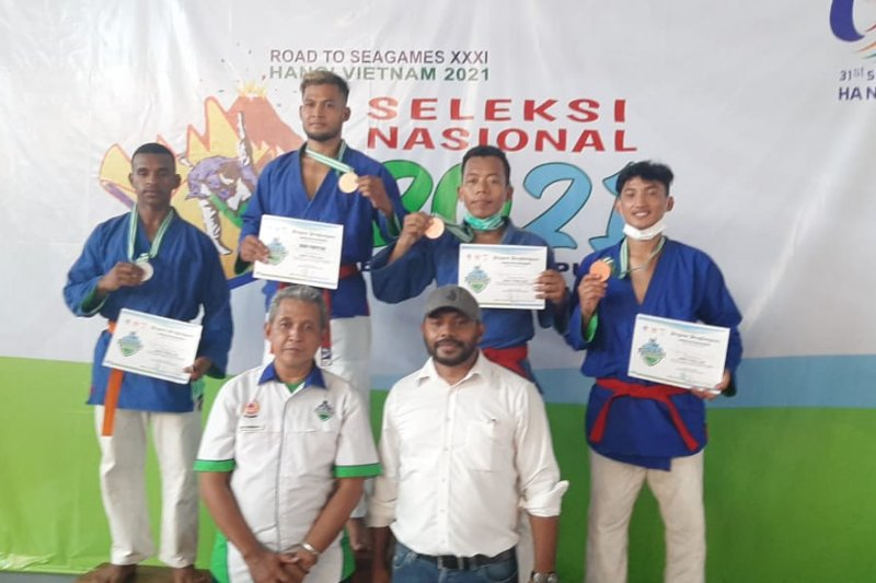 Lampung raih juara umum seleknas Ferkushi